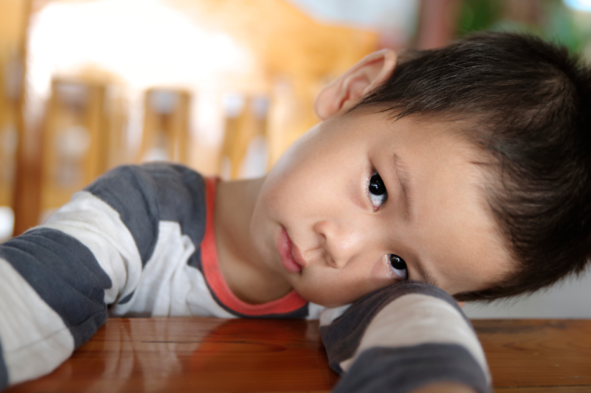 how to help a child with emotional numbing
