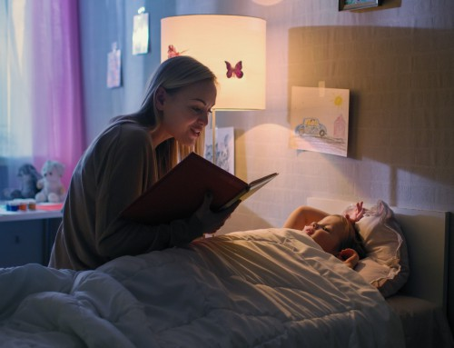 Consistency is Key To Bedtime Routines